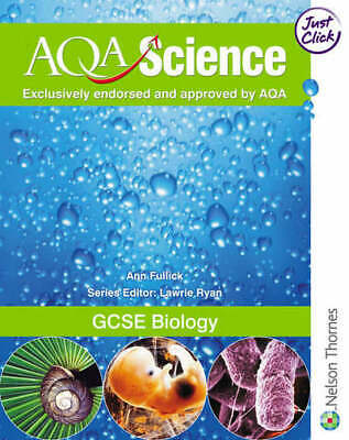 AQA science: GCSE biology by Ann Fullick (Paperback) FREE Shipping, Save £s