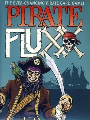 Looney Labs Pirate Fluxx Card Game