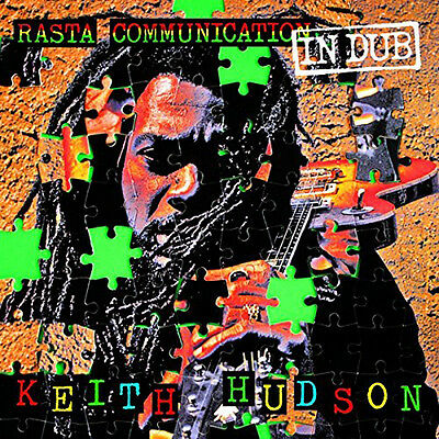 Keith Hudson Rasta Communication In Dub Lp Vinyl New 33Rpm