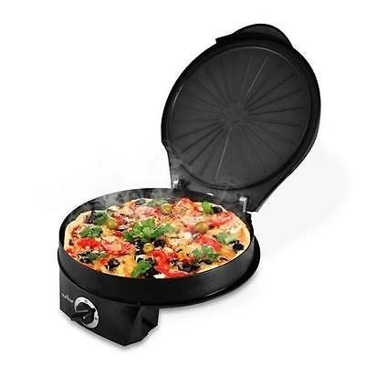 Nutrichef PKPZM12 Electric Pizza Maker & Oven