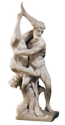 Hercules and Diomedes Sculpture by Vincenzo de' Rossi Replica Reproduction