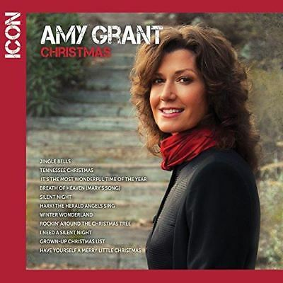 Amy Grant - Icon: Christmas - New CD - Damaged Case