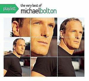 Playlist: The Very Best of Michael Bolton - CD Album NEW