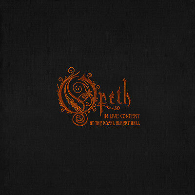 Opeth In Live Concert At Royal Albert Hall 4Lp Vinyl & Dvd New