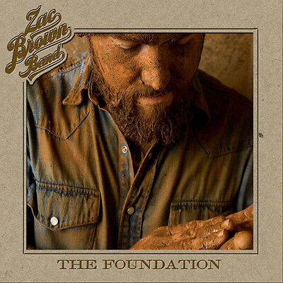 Zac Brown Band Foundation Lp Vinyl New (Us) 33Rpm