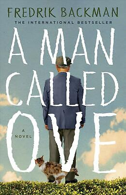 A Man Called Ove by Fredrik Backman (English) Paperback Book Free Shipping!