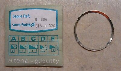 VINTAGE NOS TENA BUTTY B 306 WATCH TENSION RING 316 a 320 (1) OF (4) AVAILABLE