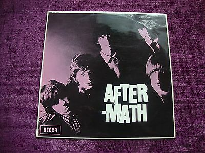 THE ROLLING STONES AFTERMATH 1966 UK STEREO 1st PRESS ALL Nr MINT TOP COPY