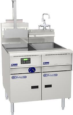 Pitco SSRS14 Rinse Station For SSPG14 Solstice Supreme Gas Pasta Cooker