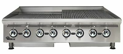 "Star 8148RCBB Ultra-Max 48"" Wide Countertop Radiant Gas Charbroiler"
