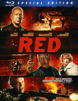 Red (Special Edition) Blu ray DVD