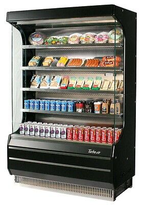 "Turbo Air 50"" Open Display Case Refrigerated Merchandiser TOM-50"