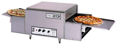 Star 314HX/1PH Holman Proveyor Electric Pizza Conveyor Oven - 14in conveyor
