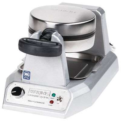 Waring WWD180 Countertop Single Electric Classic Waffle Maker
