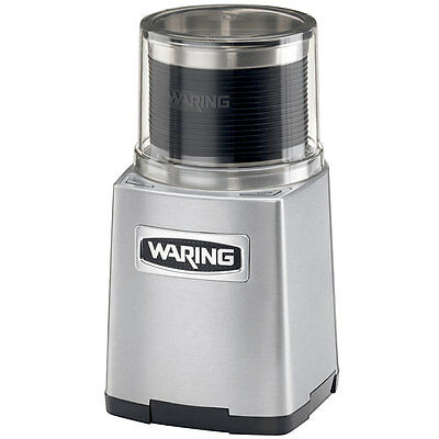 Waring WSG60 Professional Spice Grinder 3 Cup Capacity with 25,000 RPM