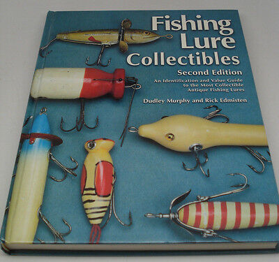 Fishing Lure Collectibles 2nd Edition Book Id & Value Guide Murphy & Edmisten
