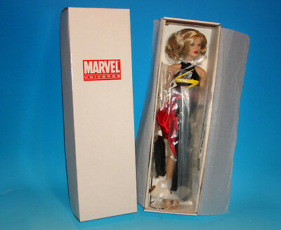 Ms. Marvel SDCC Exclusive Tonner Doll Marvel Comics X-Men Avengers Limited Ed