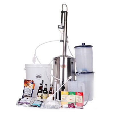 Still Spirits Turbo 500 Still T500 Complete System Beginners Kit Homebrew   Free