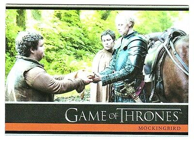 Game Of Thrones Season 4 Foil Parallel Base Card 20