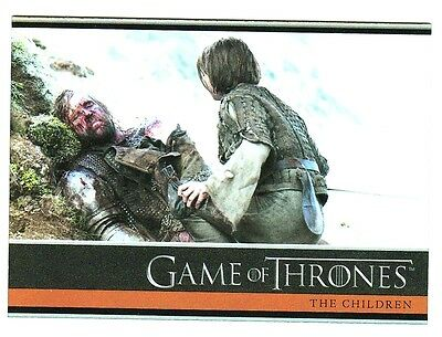 Game Of Thrones Season 4 Foil Parallel Base Card 29