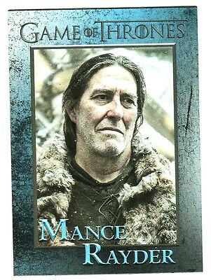 Game Of Thrones Season 4 Foil Parallel Base Card 66