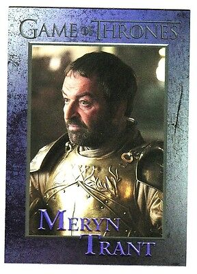 Game Of Thrones Season 4 Foil Parallel Base Card 76