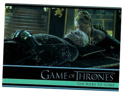 Game Of Thrones Season 5 Foil Parallel Base Card 1