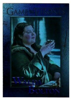 Game Of Thrones Season 5 Foil Parallel Base Card 91