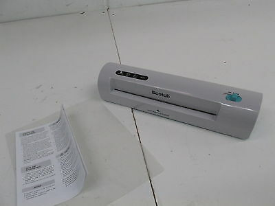 Scotch Thermal Laminator, 2 Roller System Quick Laminating Speed (TL901C-T)