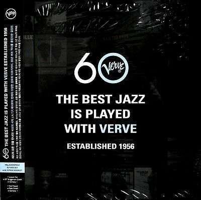 "* Analogphonic - Lp43066 - ""the Best Jazz Is Played With Verve"" - 3Lp Box *"