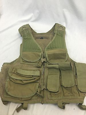 Blackhawk BHI Old School EOD Vest Khaki NSW SEALs