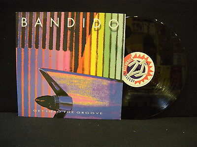 Bandido – Get Into The Groove ' 12'' N.MINT