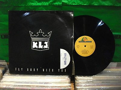 K.L.J. – Fly Away With You  ' 12'' N.MINT / MINT BOY RECORDS