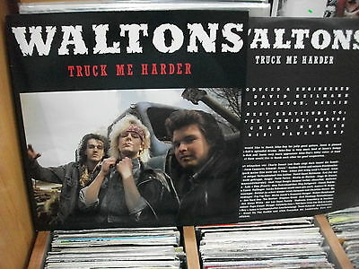 Waltons ‎– Truck Me Harder 'LP MINT