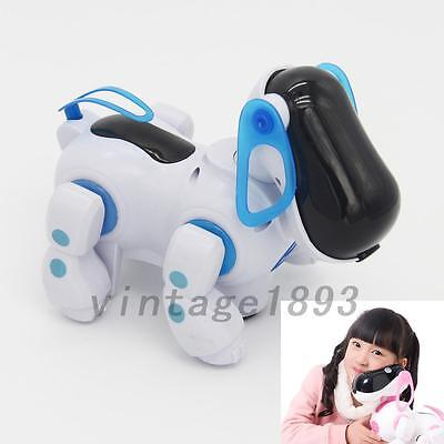 Robot Robotic Electronic Walking Pet Dog Puppy Girls Boys Toy With Music
