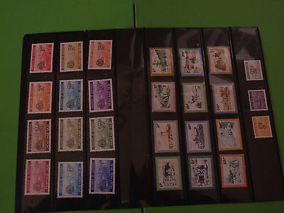Gb Guernsey To Pay Labels Mint Not Hinged Mnh