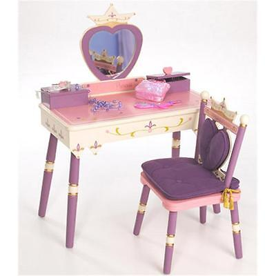 Levels Of Discovery LOD20021 Princess Vanity Table/Chair set