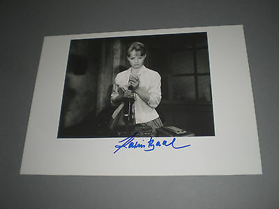 Karin Baal sexy signiert signed autograph Autogramm auf 20x28 Foto in person
