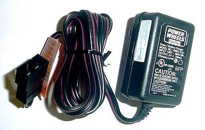 # BRAND NEW Charger 6 Volt Toddler for 00801-1868 Battery Power Wheels