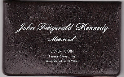 Ras al Khaima unlisted jfk silver coin mnh stamps 1968