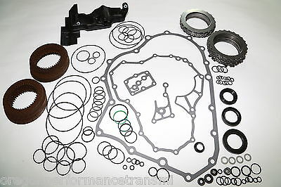 Acura 3.2TL BDGA Rebuild Kit Automatic Transmission Master Overhaul 2004-2006 TL