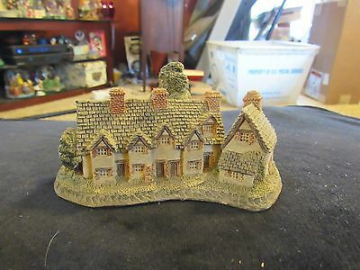 David Winter Cottage vintage Craftsmens Cottages 1985 This will NOT be relisted