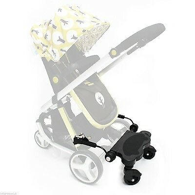 RIDE ON BUGGY STROLLER BOARD PLAIN TO FIT Mamas & Papas Armadillo
