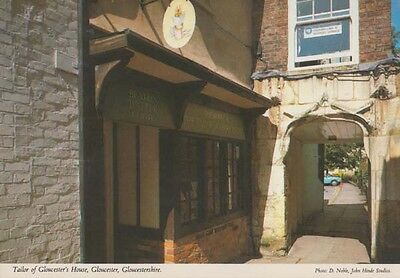 The Clothes Fashion Tailor Of Gloucester Shop Psychiatrist Counselling Postcard