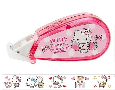 2016 Sanrio Hello Kitty Sticker Decoration Tape