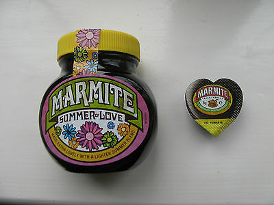 MARMITE SUMMER OF LOVE LIMITED EDITION - NEW + GIFT Post Worldwide