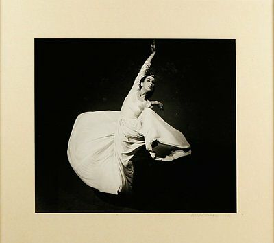 "Martha GRAHAM (Dance): Original Barbara Morgan ""Letter to the World"" Photo"