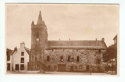 The Tolbooth Kirkcudbright 1922 Real Photograph Valentines 86783 Scotland