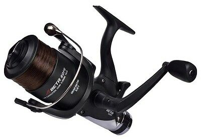 Shakespeare 60 Beta Freespool Carp Fishing Reels Bite Runner Switch ~NEW~