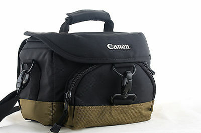 Sac photo Canon original (Genuine shoulder bag) (sacoche etui Nikon Lowepro)